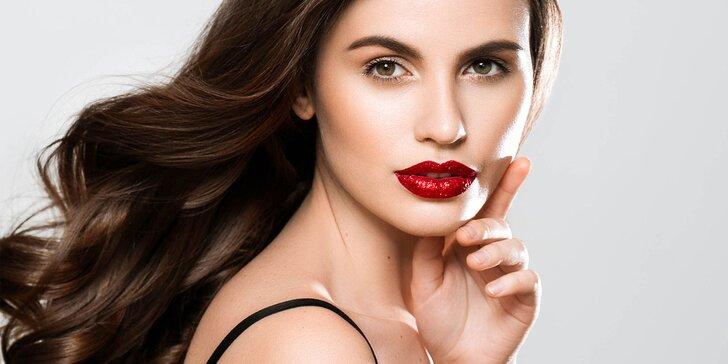 Hodina a půl krásy i relaxace: kosmetické ošetření včetně masáže