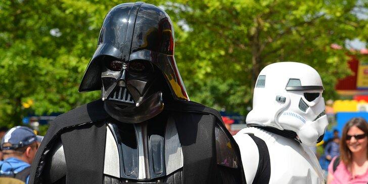Den Star Wars - jedinečná akce v německém Legolandu včetně vstupenky