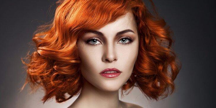 Luxusní péče o vlasy - dopřejte si nový střih ve studiu Bona Dea