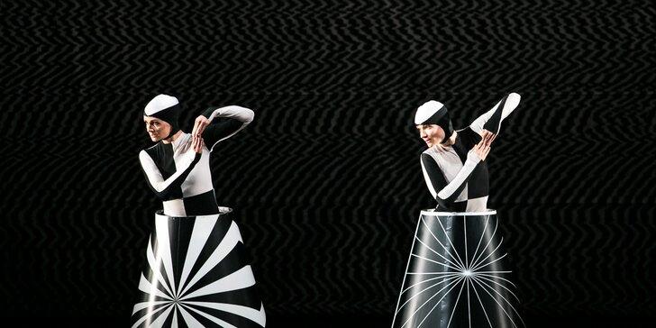 Vstupenka na taneční představení Mysterium času v Divadle Ponec