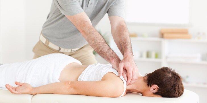 Hodina zaslouženého odpočinku: Sportovní nebo klasická masáž