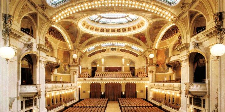 Brilantní Vivaldi v podání koncertního mistra v Obecním domě