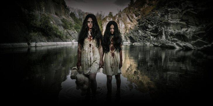 Děsivá show v centru Prahy: Fear House – království nočních můr