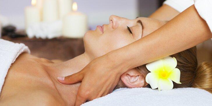 Vypusťte starosti: relaxační indická masáž hlavy pro odbourání stresu