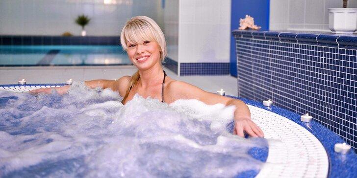 Božský relax u Adršpachu: pobyt pro 2 s polopenzí a nadupaným wellness
