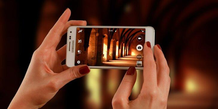 Kurz focení s mobilním telefonem: buďte profík