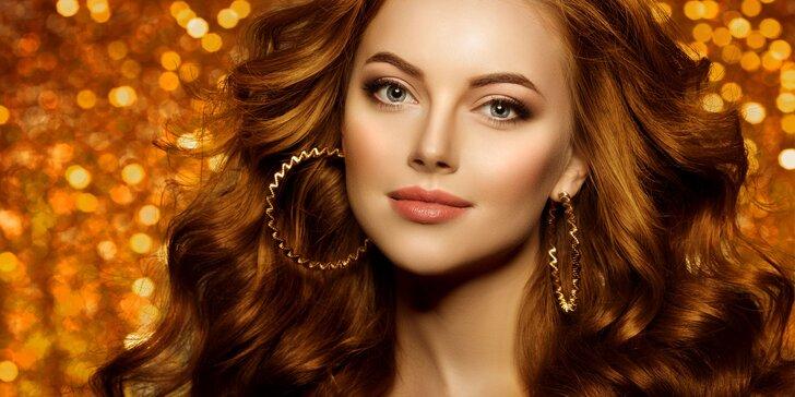 Kadeřnický balíček se střihem a péčí L'Oréal Nutrifier pro všechny délky vlasů
