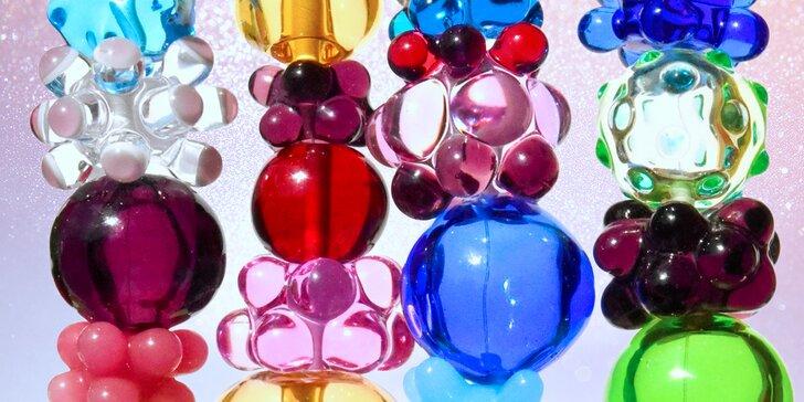 Hurá do sklářské dílny - 60minutový kurz vinutí perlí pro tvořivou duši