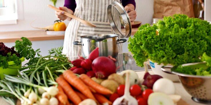 Staňte se polévkovým mistrem: 3,5hodinový kurz vaření