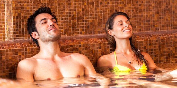 Pořádně se vysauněte: 2 hodiny v kouzelném wellness a saunovém světě