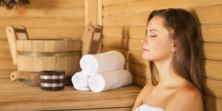 Relaxační a omlazující den pro všechny princezny: kosmetika, sauna i zábal
