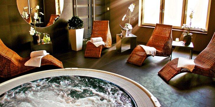 3 dny v luxusním hotelu Větruše s wellness a snídaní nebo polopenzí