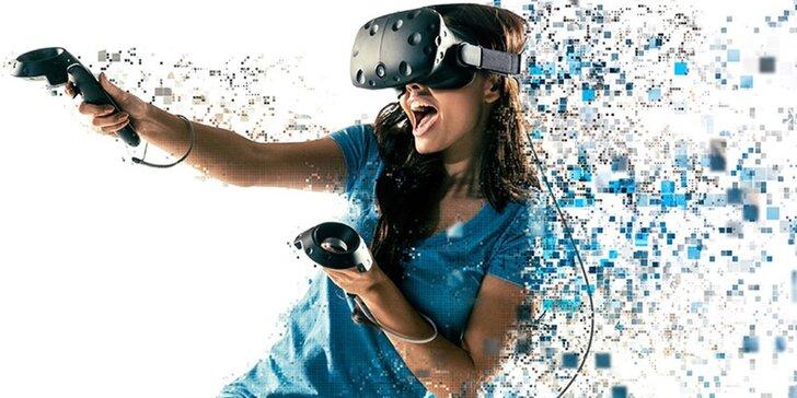 Nepopsatelný zážitek z jiných dimenzí: Virtuální realita v Turnově