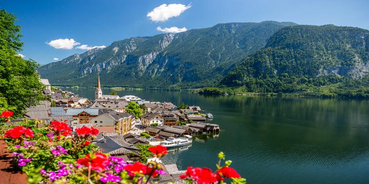 Výlet do Rakouska: prohlídka solných dolů v Hallstattu a zastávka v Gosau