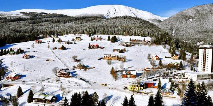 3 nebo 4 dny v Peci pod Sněžkou – stravování, all inclusive nápoje i wellness