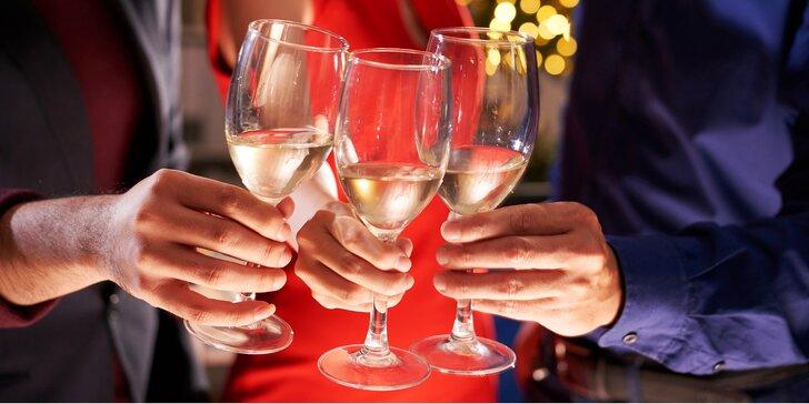 Silvestrovská zábava, valtická vína a novoroční pohoda na jižní Moravě