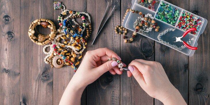 Nejlepší dárek je ten, který sami vytvoříte – workshop vyrábění náramků
