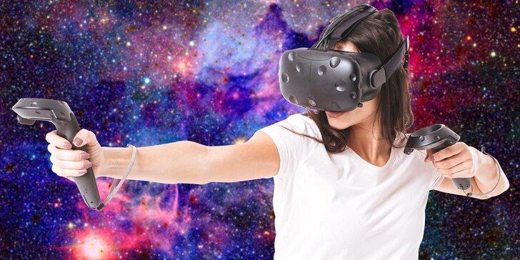 Poznejte nové dimenze: Virtuální realita s HTC Vive a až s 35 hrami na výběr