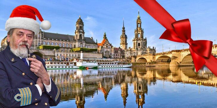 Dárková plavba 2018 do Drážďan s programem a občerstvením