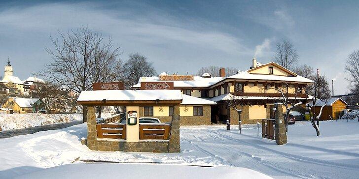 Na zimu do Vysokých Tater: Snídaně či polopenze a slevy do zábavních parků