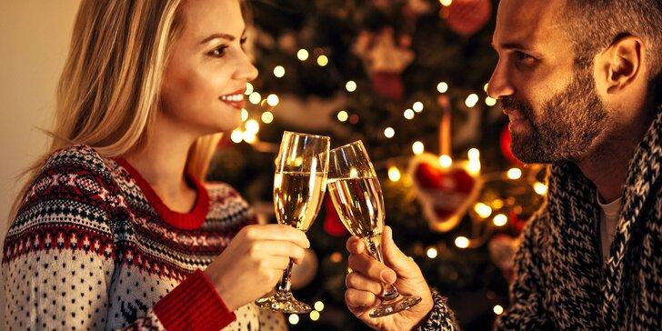 Vánoce v Lednici se štědrovečerní večeří a výletem do Vídně i Mikulova