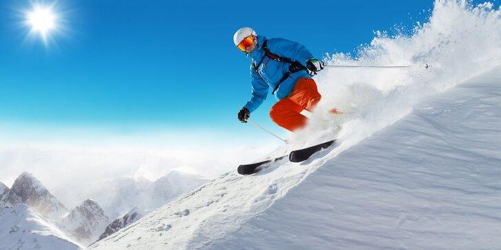 Servis a voskování lyží a snowboardu profesionální rakouskou technologií