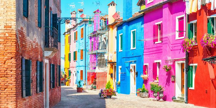 Okouzlující Benátky a Shakespearova Verona s ubytováním na 1 noc a snídaní