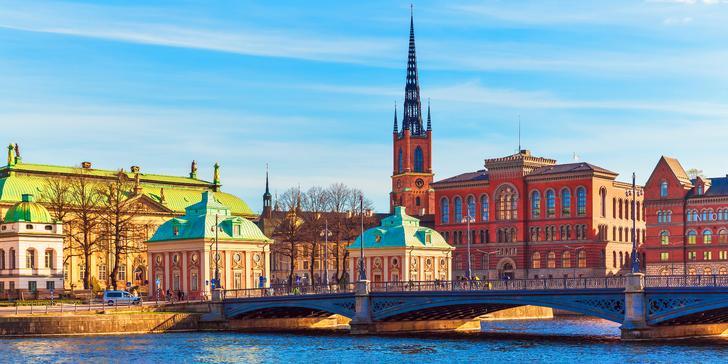 Nádherná Skandinávie – za přírodou a kulturou do Dánska, Norska a Švédska