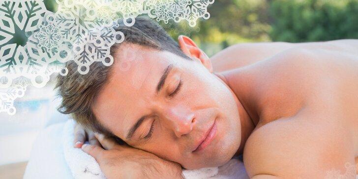 Péče, o jaké tajně snil: den pro gentlemana - ošetření pleti i masáže