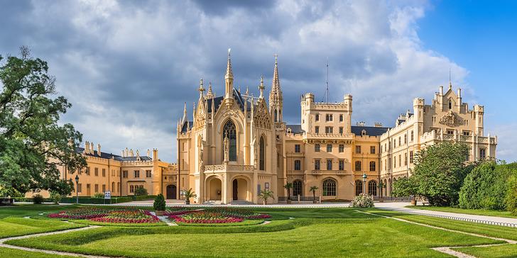 Pohodová dovolená na jižní Moravě: polopenze, víno, koupání a masáž