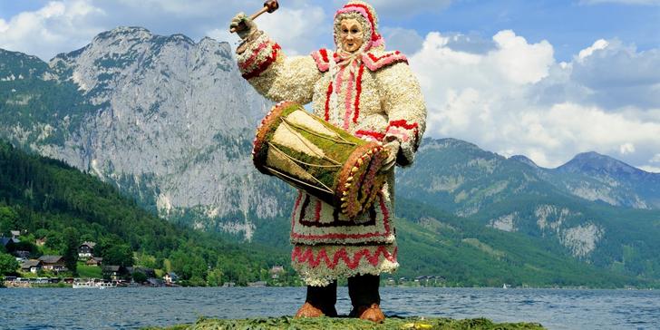 59. ročník největšího květinového svátku v Rakousku – Festival narcisů + Hallstatt