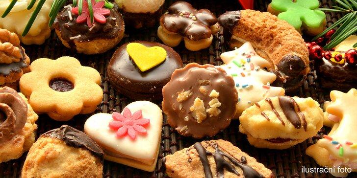 Kilo vánočního cukroví na váš sváteční stůl – čerstvě a s láskou upečené