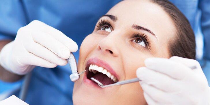 Zářivý úsměv: Dentální hygiena v ulici Táborská