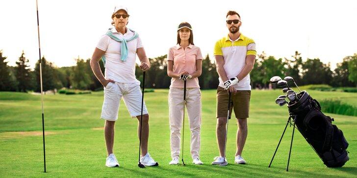 Dejte svému golfu švih: Skupinové lekce i kurzy golfu v Bestgolf Academy