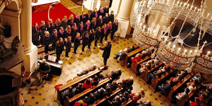 Prosinec plný hudby: koncerty v kostele sv. Mikuláše na Staroměstském náměstí