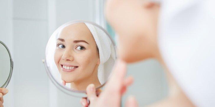 Mladší o pár let – komplexní kosmetický balíček včetně liftingu kolagenem