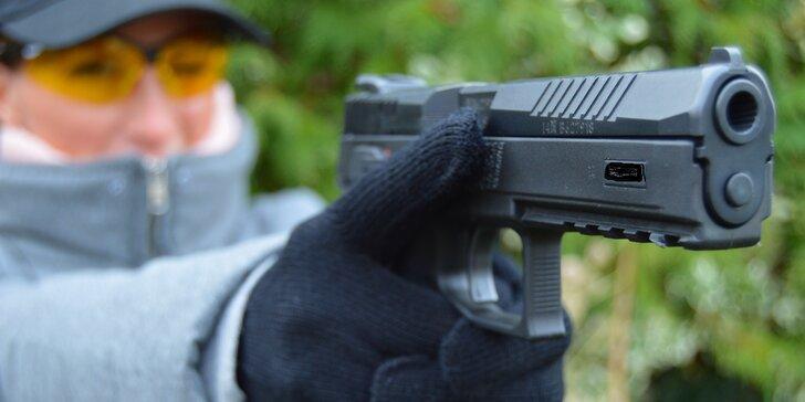 Staňte se odstřelovačem: akční střelecké balíčky - od kadeta po snipera