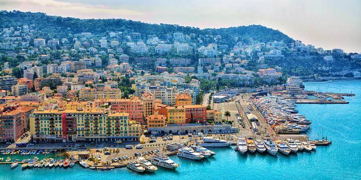 Cesta za poznáním: Monako, Monte Carlo a Nice s ubytováním na 1 noc a snídaní