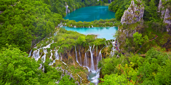 Plitvická jezera, říše Vinnetoua: přírodní skvost Chorvatska pod ochranou UNESCO