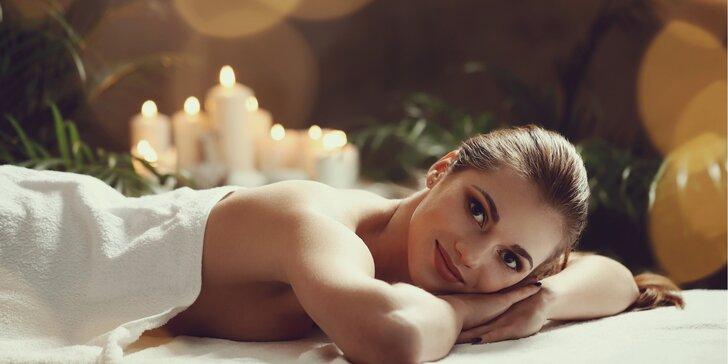 Luxusní dárek: 3x relaxační masáže s parafínem na ruce