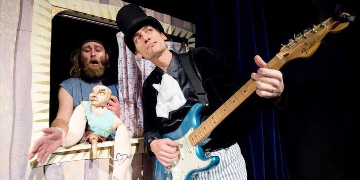 Kultura (nejen) pro děti – lístky na lednová představení Divadla Polárka