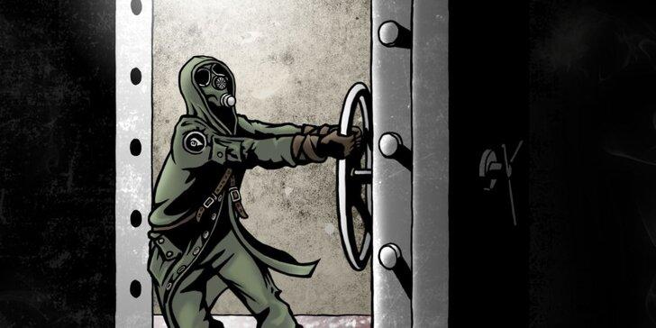 Bunkr: stylová únikovka od Escape Point pro 2–6 hráčů