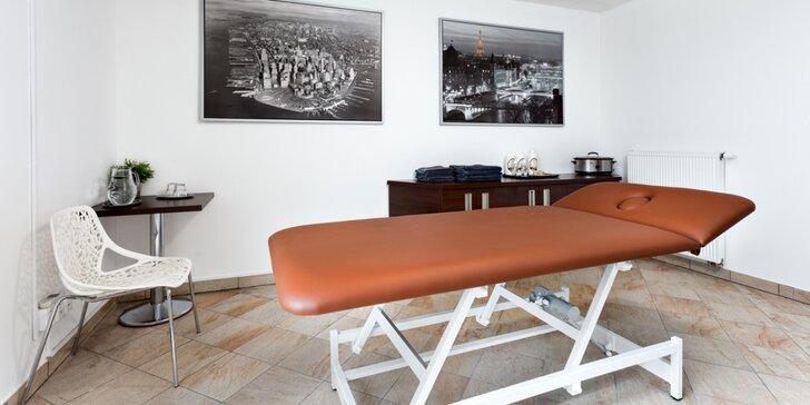 Sportovní, klasická či relaxační masáž dle výběru v Plzni