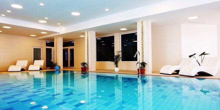 Zimní wellness pobyt pro 2 pod Vysokými Tatrami v hotelu Končistá ****