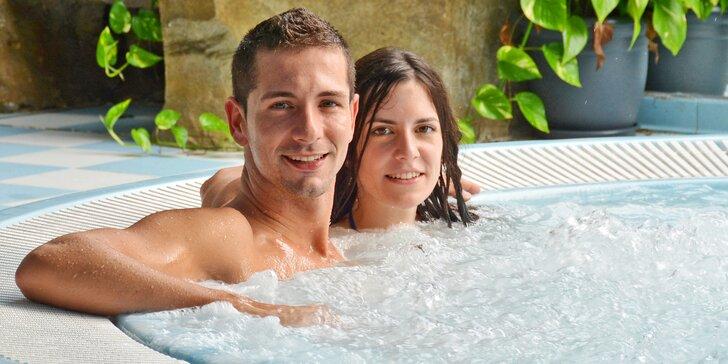 3 nebo 4 dny v Sokolově na Karlovarsku s polopenzí a privátním wellness