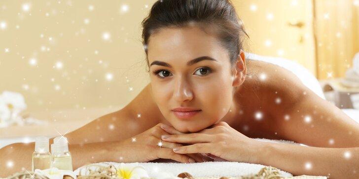 Relax pro vaše blízké: na výběr z čínské, čokoládové nebo těhotenské masáže