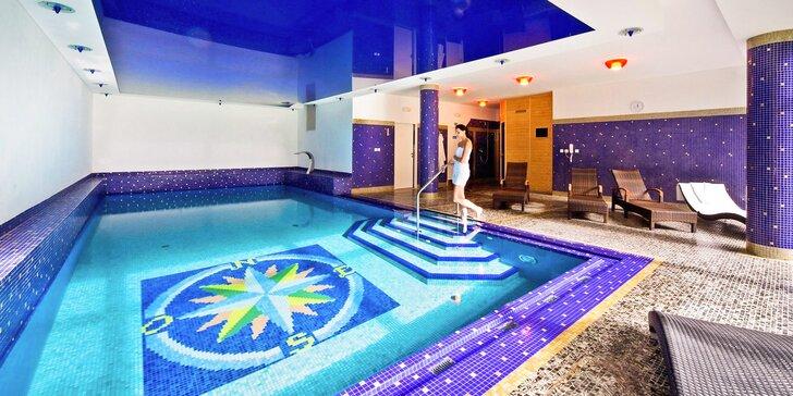 Rozmazlování ve Spa & Wellness Hotelu St. Moritz v Mariánských Lázních