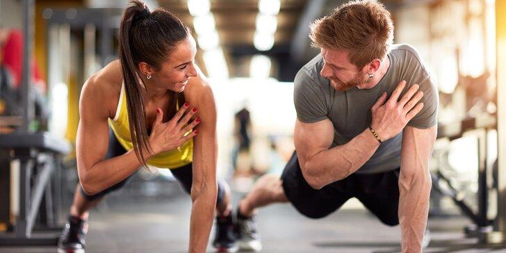 Cvičte správně a efektivně: 1 či 5 tréninků s osobní trenérkou