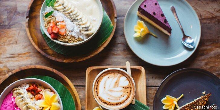 Dobroty plné vitamínů ve Zrawomlsu v Galerii Šantovka: obědové menu i dezert