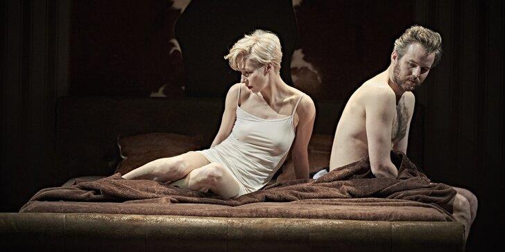 Vstupenka na divadelní představení MacBeth - Too Much Blood